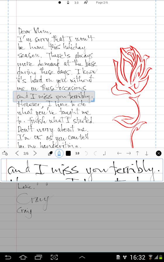 INKredible – Handwriting Note Full v1.11.3