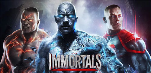 WWE Immortals v2.6.1 + data
