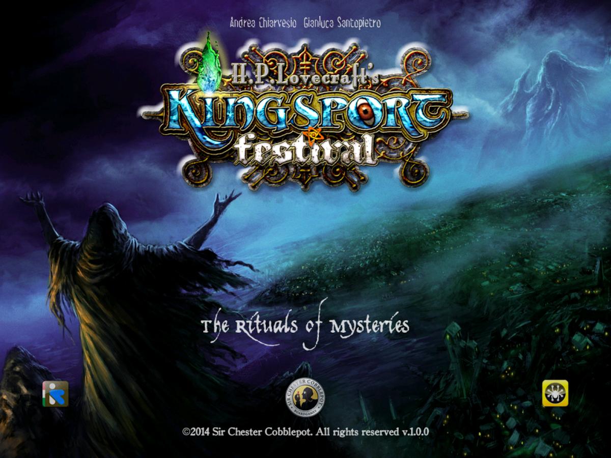Kingsport Festival v1.0.0 + data