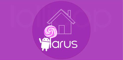 Larus Launcher Prime (Lollipop Home) v1.0.1