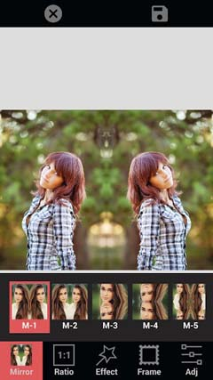 Mirror Image Photo Editor Pro v1.1.1