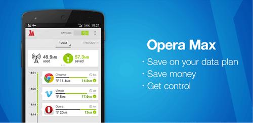 Opera Max – Data manager v2.3.70