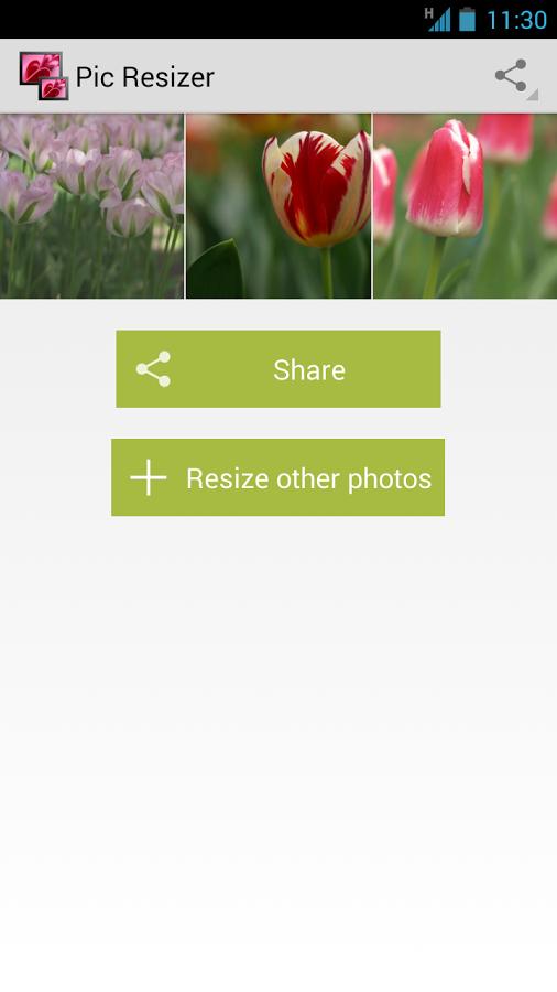 Pic Resizer v2.0.1