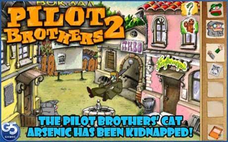 Pilot Brothers 2 (Full) v1.0.3 + data