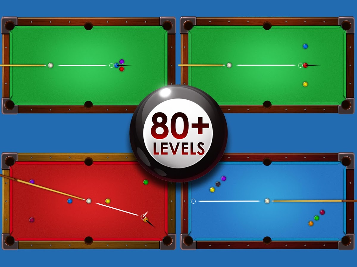 Pool Trick Shots – Billiards v1.0