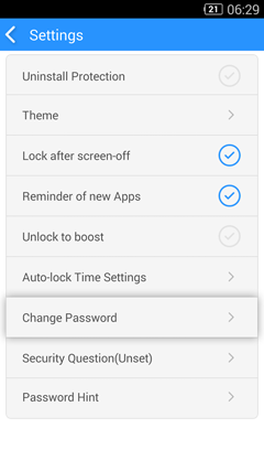 Privacy Lock 1.6