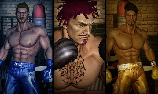 Punch Boxing 3D v1.0.9