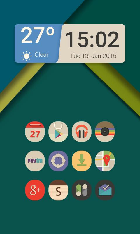Retron icon pack v1.0.1