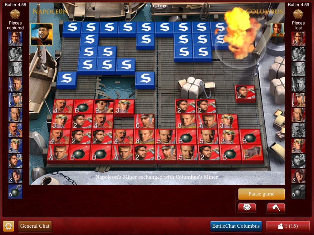 STRATEGO – Official board game v1.8.1