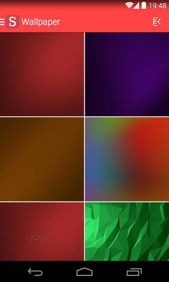 Senso – Flat Icon Pack v2.2.1