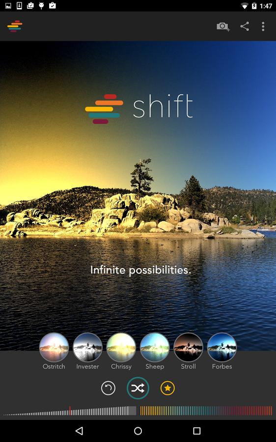 Shift v1.0.5