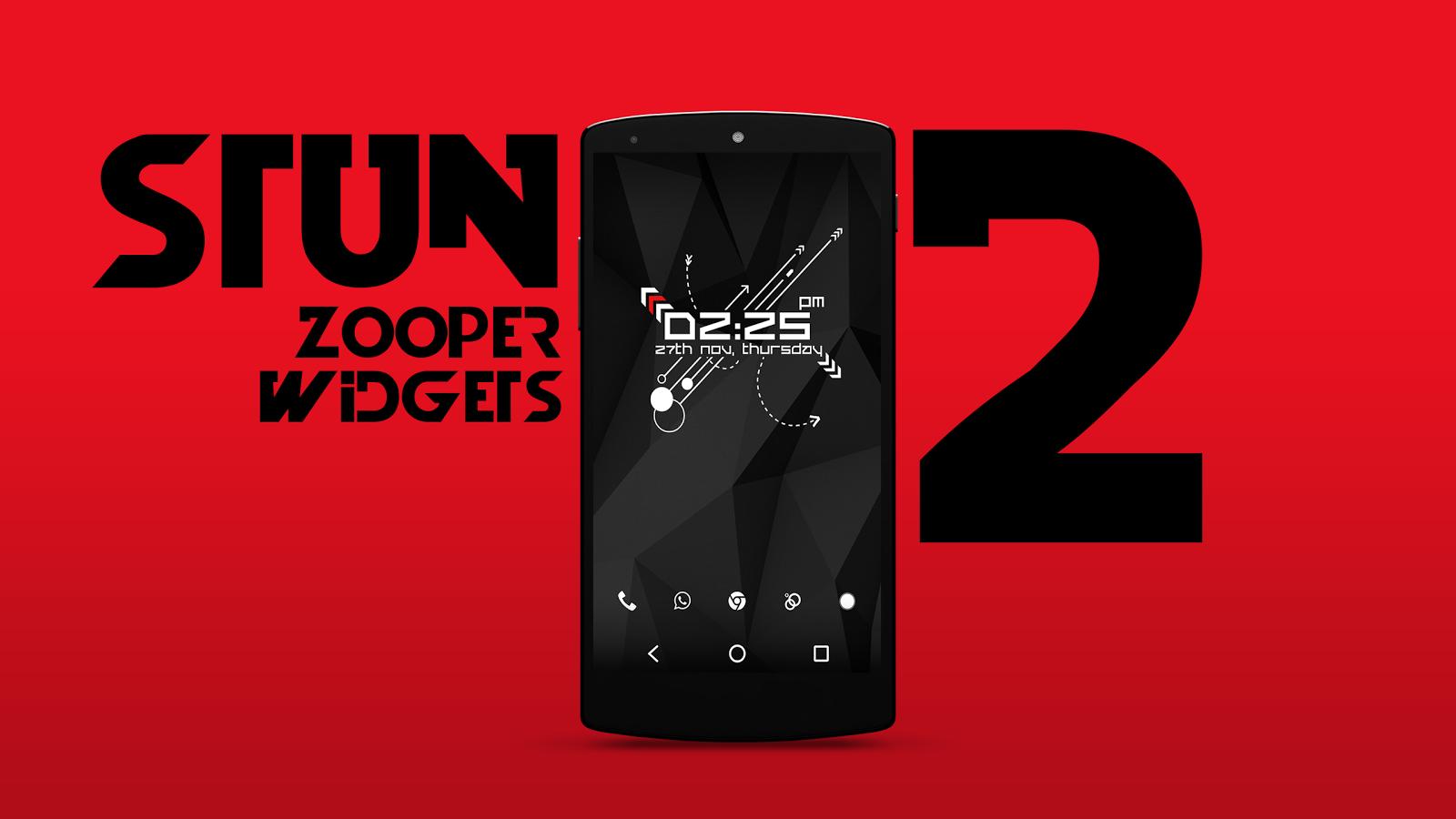 Stun Zooper Widgets 2 v1.4