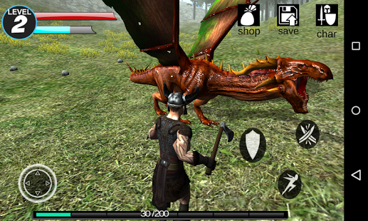 Synquest 3D ACTION RPG v9 + data