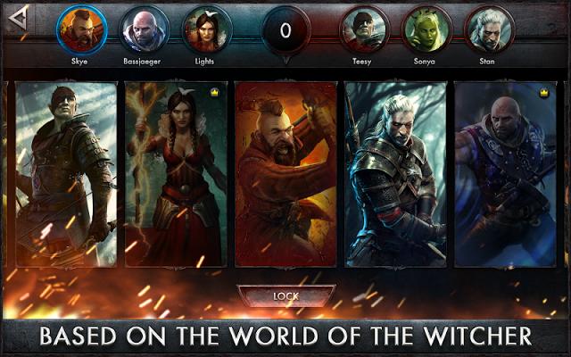 The Witcher Battle Arena v1.0.0