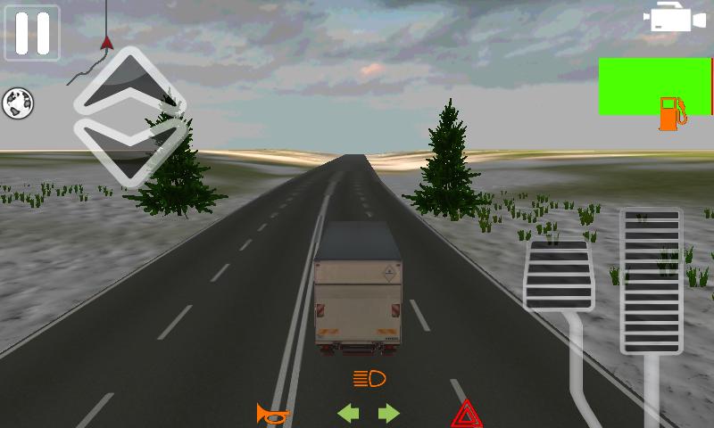 Truck Driver Canada v1.0 + data