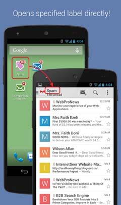 Unread Badge PRO (for Gmail) v1.4.1