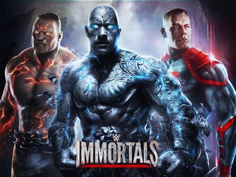 WWE Immortals v2.6 + data