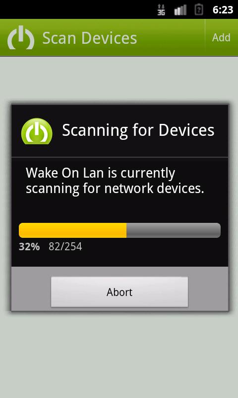 Wake on Lan – with Widget v1.4.9