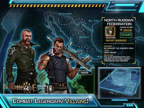 War Inc: Nations Fury 1.077 + data
