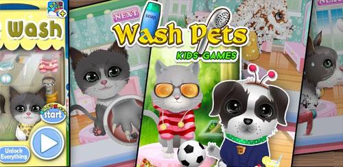 Wash Pets – kids games v2.1.3