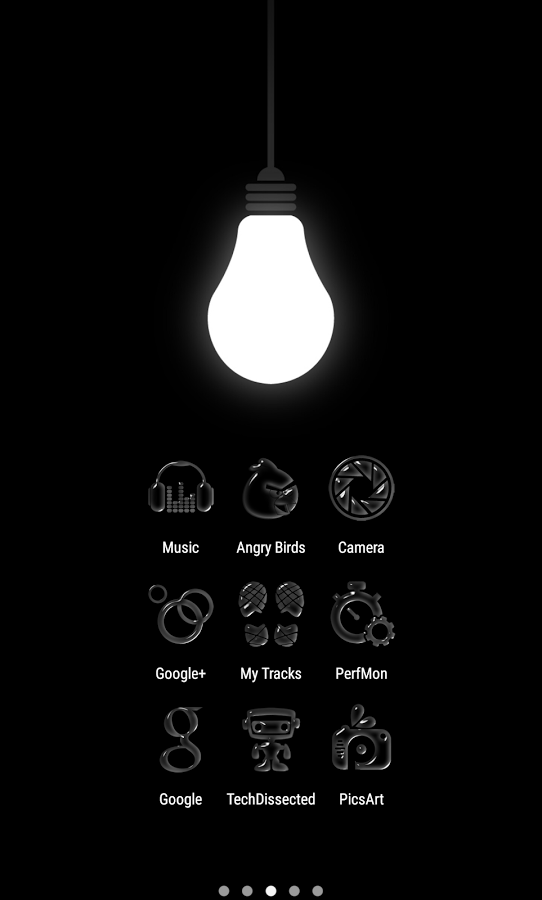 WaterUI – Icon Pack v1.0