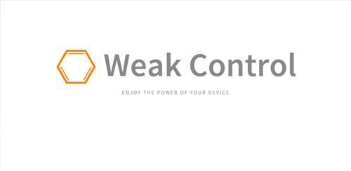 Weak-Control