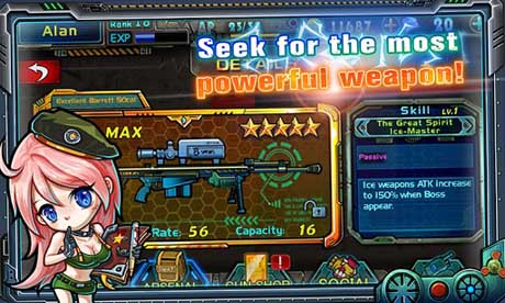 Zombie Rampage: World War 1.0.0
