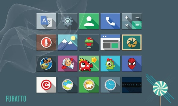 Furatto Icon Pack v1.7.9