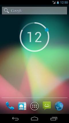 onca Clock Widget 0.7.1