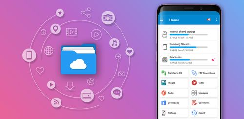 File Manager – Easy file explorer & file transfer v2.0.1