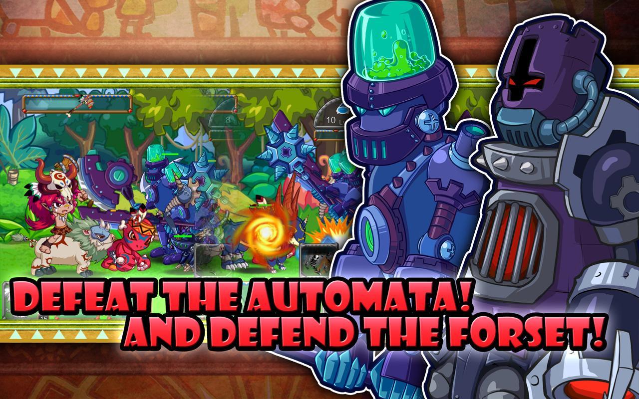 Forest Defense 2: Ancients War v1.0.2