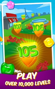 Gummy Drop! – Free Match 3 Puzzle Game v3.6.1
