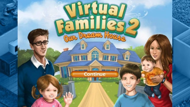 Virtual Families 2 v1.6.2 + data