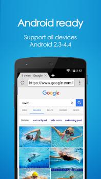 ۴G Fast Browser Pro v23.1