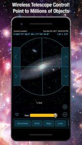 تصویر محیط SkySafari 6 Pro v6.7.8.1 + data