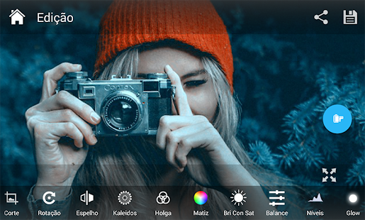 Photo Editor Free Pixerist FX Collage & Filters v2.5.5