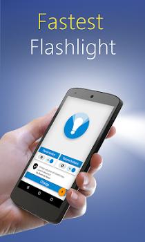 Power Button FlashLight – LED Flashlight Torch v3.1