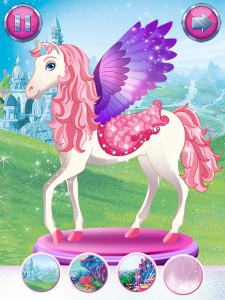 تصویر محیط Barbie Magical Fashion v2.2 + data