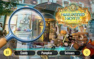 تصویر محیط Haunted Hotel Hidden Object Escape Game v3.05