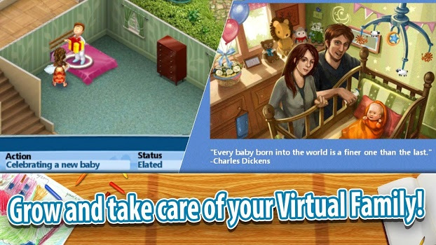 Virtual Families 2 v1.5.2.0 + data