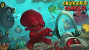 تصویر محیط Quadropus Rampage v2.0.61