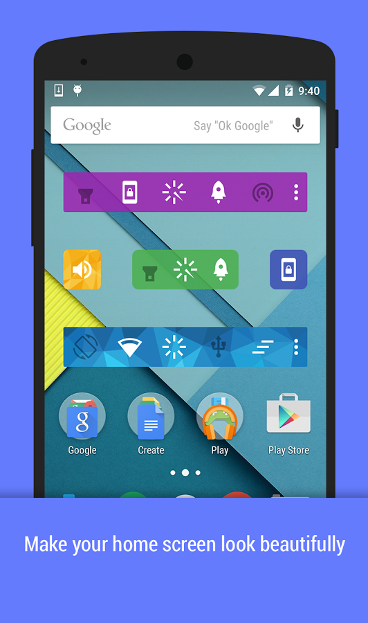 Action Widgets FULL v1.2