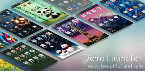 Aero Launcher 2.25