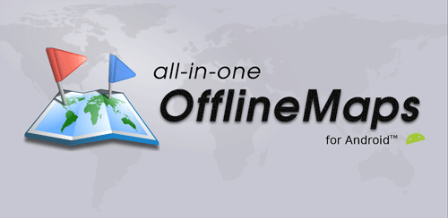 All-In-One Offline Maps + v3.0b