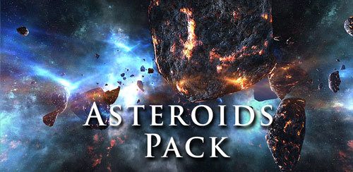 Asteroids-Pack