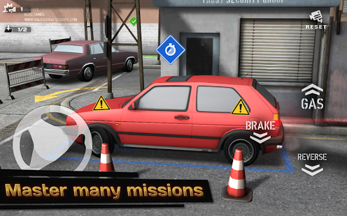Backyard Parking 3D v1.65