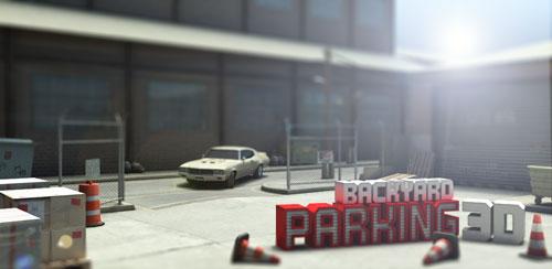 بازی پارکینگ حیاط پشتی Backyard Parking 3D 1.602