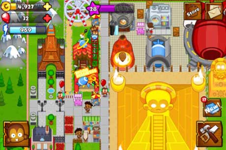 Bloons Monkey City v1.11.4