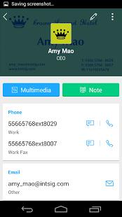 CamCard – Business Card Reader v7.15.2.20170112