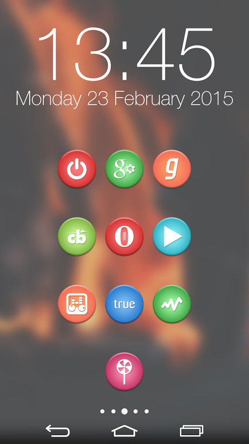 Candy Pop Icon Pack v1.0